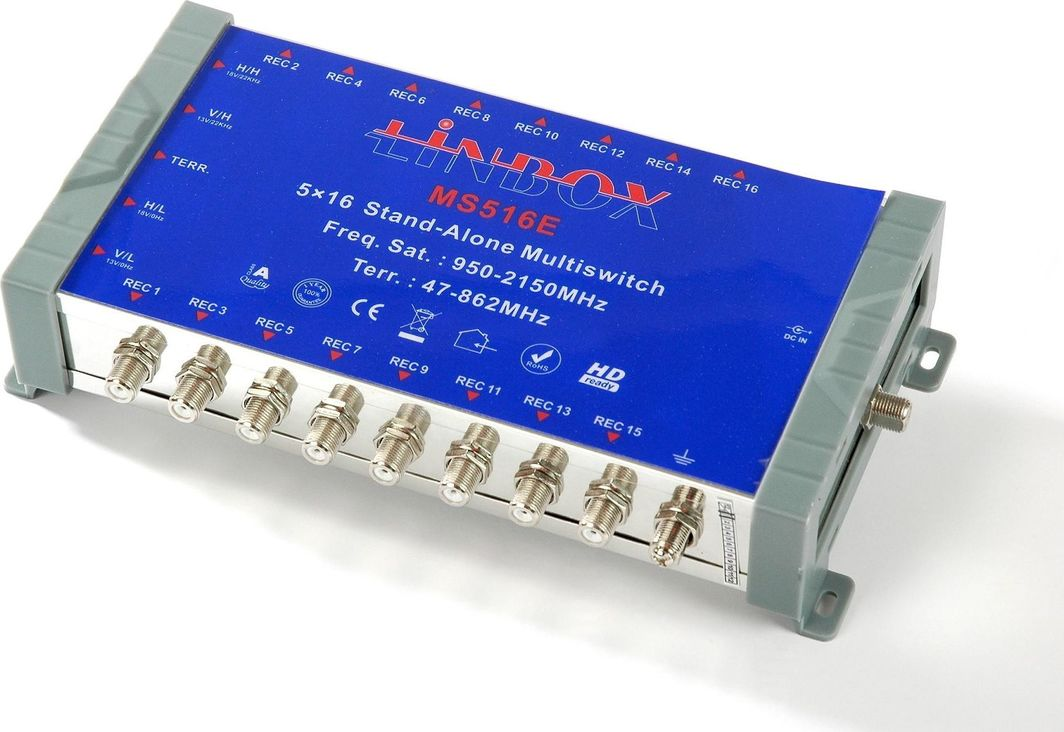 Linbox MULTISWITCH MS516E 1