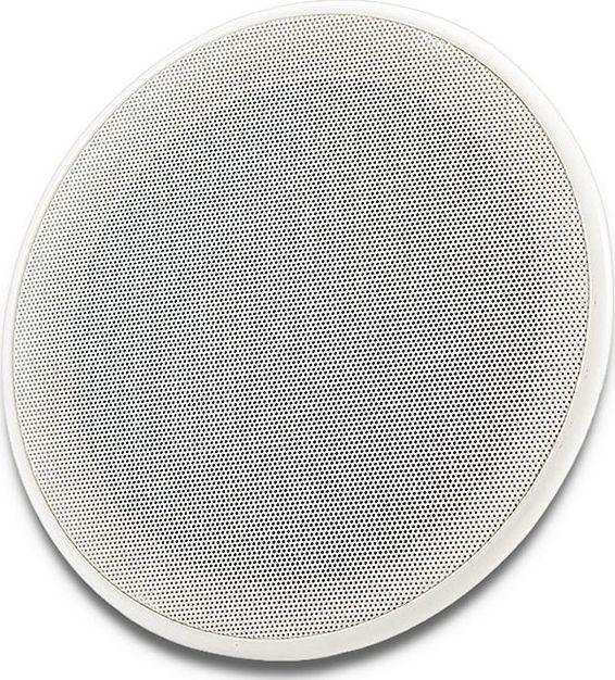 Qoltec Głośnik Qoltec sufitowy 6.5   RMS 6W   8 Om   Biały 1