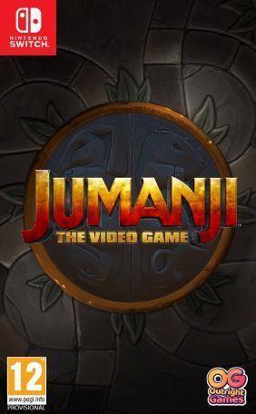 Jumanji: The Video Game Nintendo Switch 1