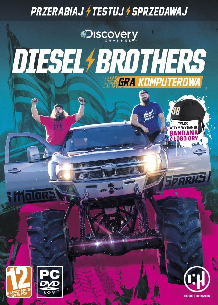 Discovery: Diesel Brothers 1