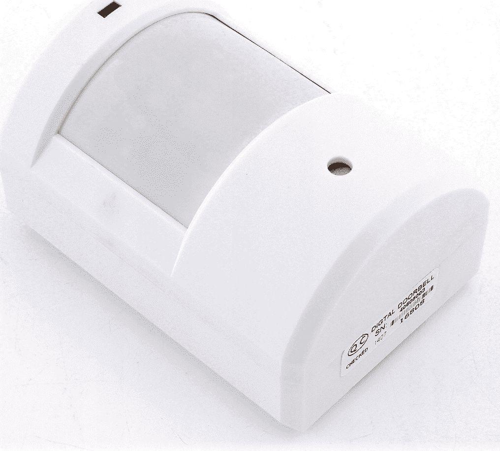 Silica bezprzewodowy czujnik ruchu alarm na baterie uniwersalny (AG175 ) 1