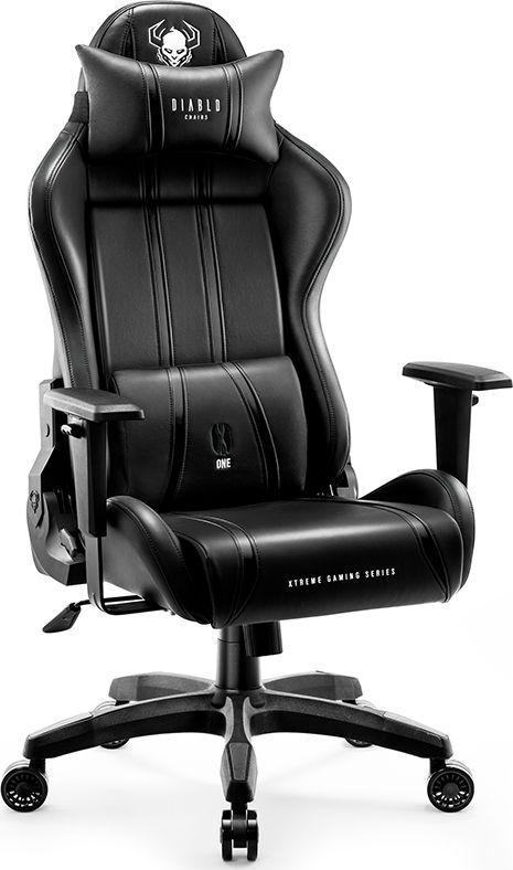 Fotel Diablo Chairs X-ONE 2.0 KIDS Czarny 1