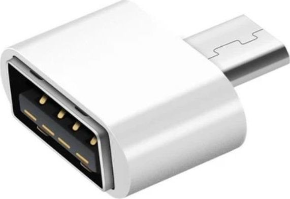 Adapter USB Hertz AK53B MICRO USB OTG ADAPTER uniwersalny 1