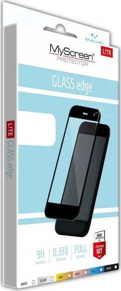 MyScreen Protector Lite Glass Edge FG do Galaxy A415 A41 1