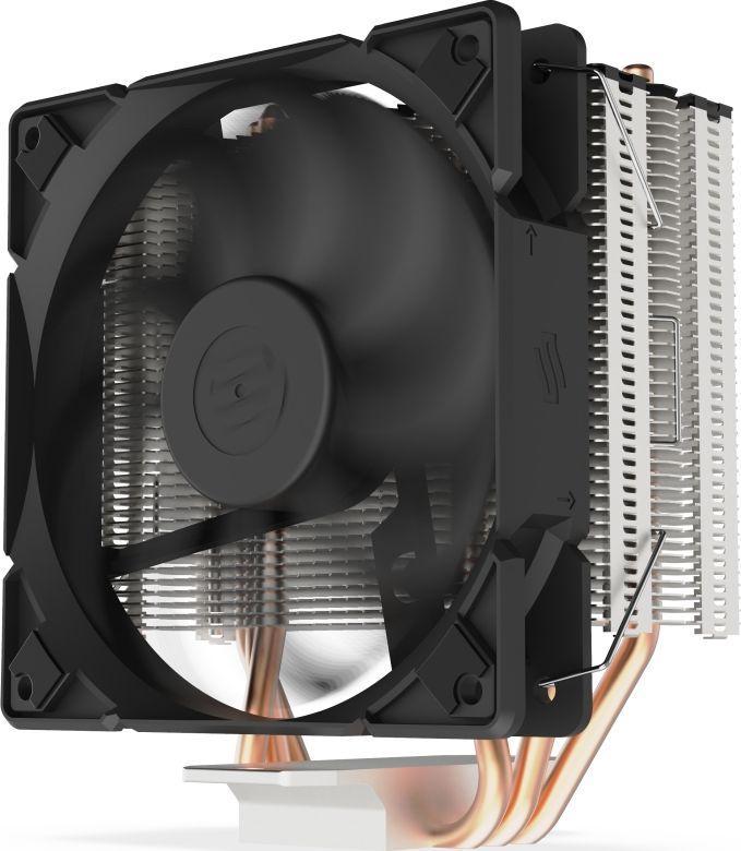 Chłodzenie CPU SilentiumPC SilentiumPC Spartan 4 MAX 1