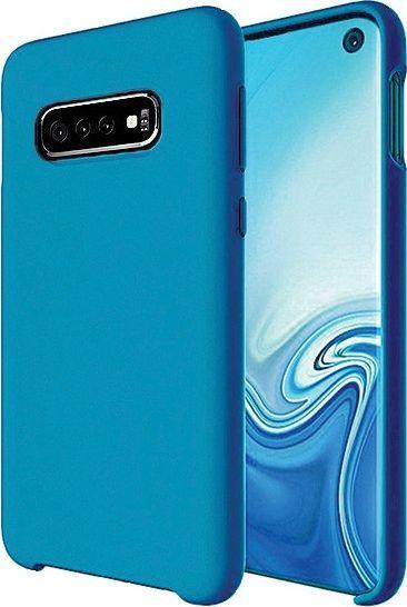 Etui Silicone Samsung S10e G970 niebiesk i/navy 1