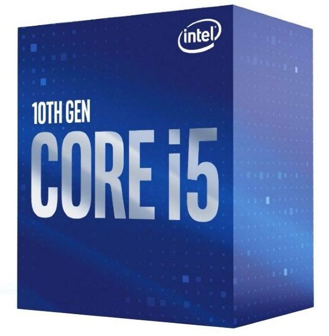 Procesor Intel Core i5-10600, 3.3GHz, 12 MB, BOX (BX8070110600) 1