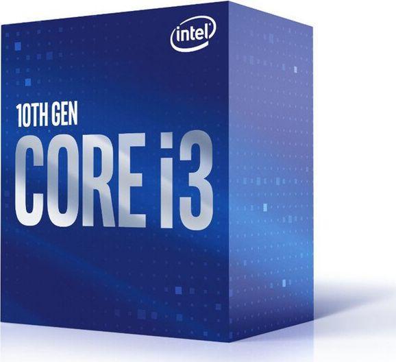 Procesor Intel Core i3-10100, 3.6GHz, 6 MB, BOX (BX8070110100) 1