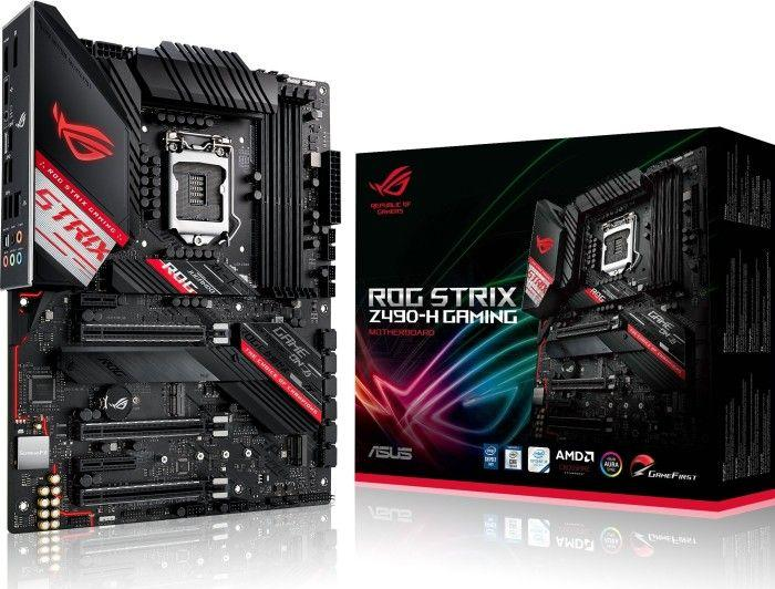 Płyta główna Asus ROG STRIX Z490-H GAMING 1