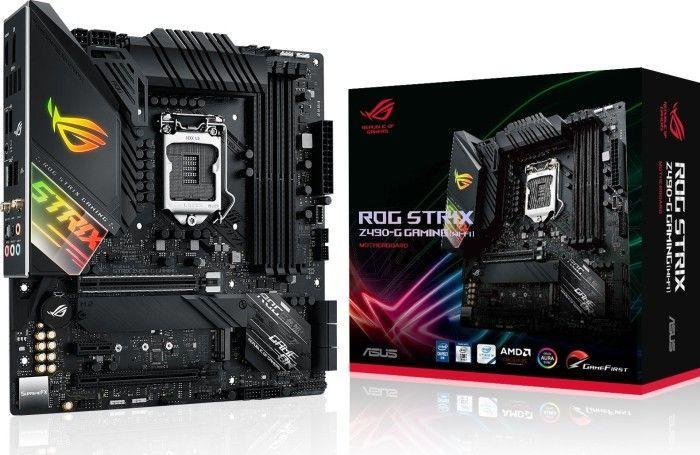 Płyta główna Asus ROG STRIX Z490-G GAMING WiFi 1