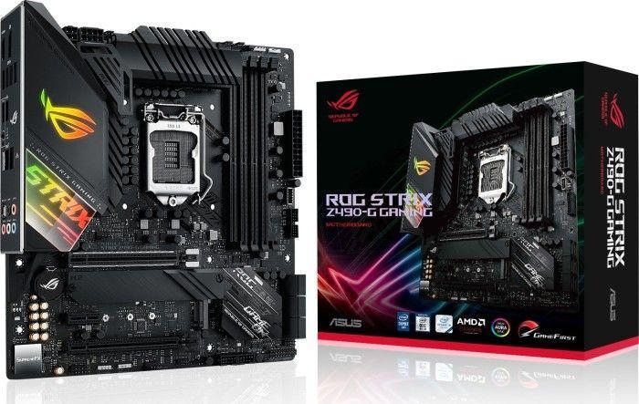 Płyta główna Asus ROG STRIX Z490-G GAMING 1