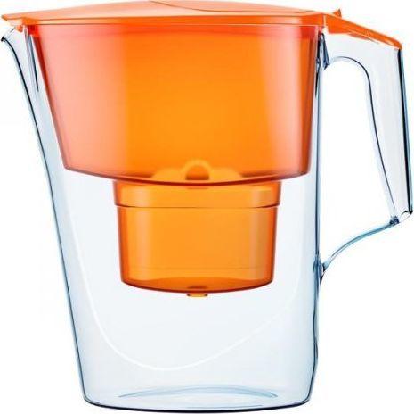 Dzbanek filtrujący Aquaphor Time pomarańczowy 1