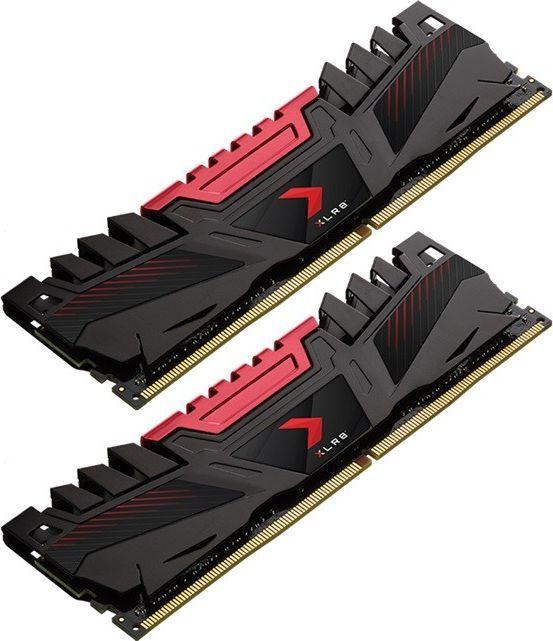 Pamięć PNY XLR8, DDR4, 32 GB, 3200MHz, CL16 (MD32GK2D4320016XR) 1