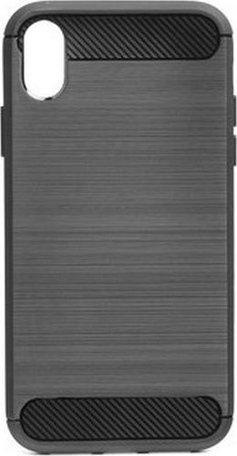 Etui Carbon Huawei P40 Lite E czarny /black 1