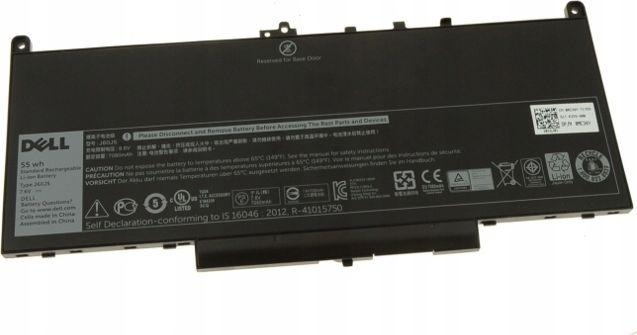 Bateria Dell Oryginalna bateria 55whr (GG4FM) 1