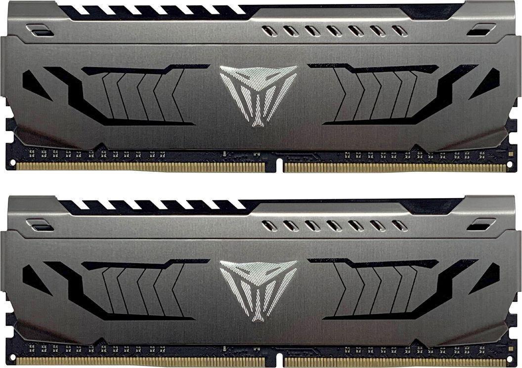 Pamięć Patriot Viper Steel, DDR4, 64 GB, 3600MHz, CL18 (PVS464G360C8K) 1