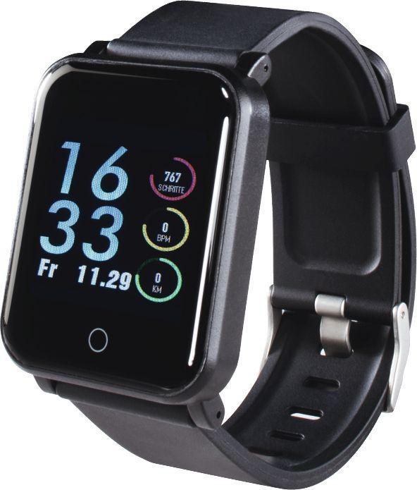 Smartwatch Hama Fit Track 5900 Czarny  (001786020000) 1