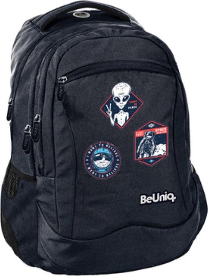 Paso Plecak szkolny granatowy (PPUF20-2808) 1