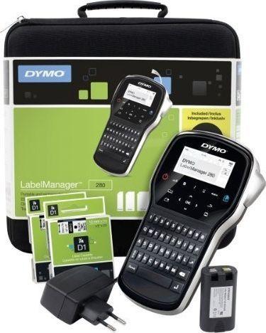 Drukarka etykiet Dymo Drukarka DYMO LabelManager 280, zestaw walizkowy 2091152 QWERTY 1