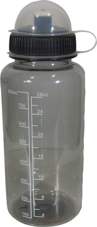 K2 Sport Butelka na wodę czarna  1