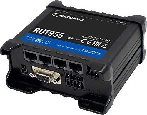 Router Teltonika RUT955 + antena (RUT955T033B0) 1