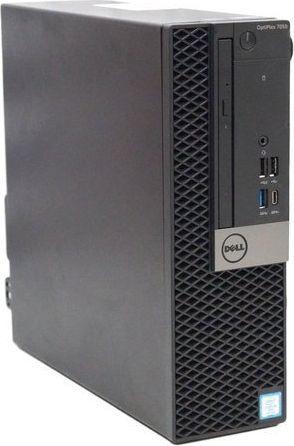 Komputer Dell Dell Optiplex 7050 SFF i5-6500 3.2GHz 16GB 240GB SSD Windows 10 Professional PL uniwersalny 1