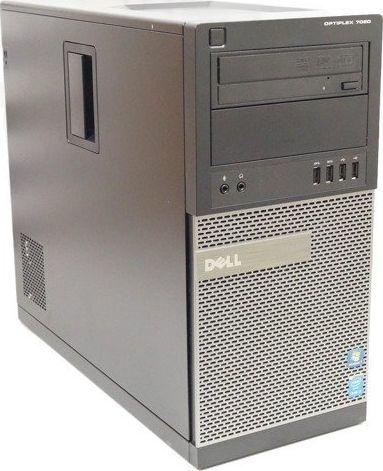 Komputer Dell Dell Optiplex 7020 MT i3-4130 2x3.4GHz 16GB 240GB SSD DVD Windows 10 Professional PL uniwersalny 1