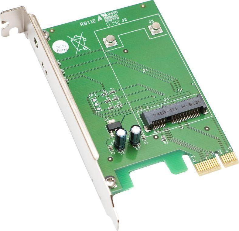 MikroTik MIKROTIK 11E ROUTERBOARD MINIPCI-EXPRESS TO PCI-EXPRESS ADAPTER 1