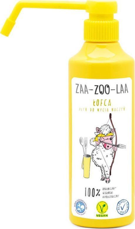 Ecocera  ZAA-ZOO-LAA Płyn do mycia naczyń Łofca 350ml (7072045) 1