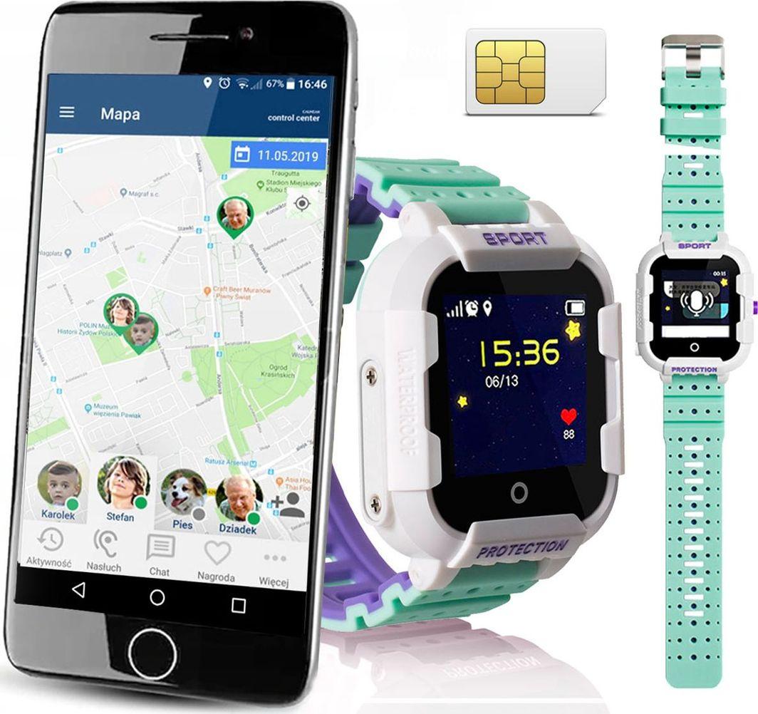 Smartwatch CALMEAN Sport Zielony 1