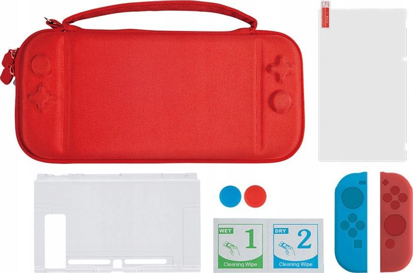 MARIGames zestaw akcesoriów 6w1 do Nintendo Switch (SB5729) 1