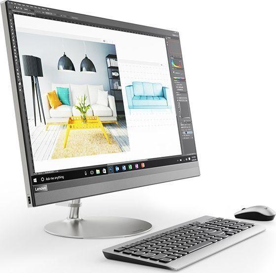 Komputer Lenovo IdeaCentre 520-27ICB Core i5-8400T, 8 GB, 1 TB HDD Windows 10 Home 1