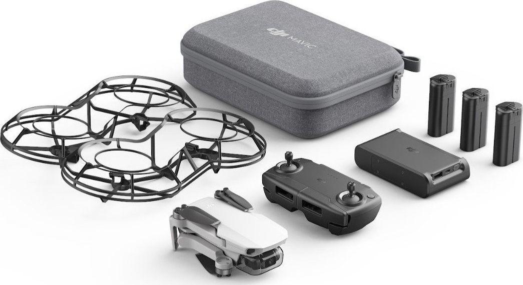 Dron DJI Mavic Mini Fly More Combo + dodatkowe śmigła (tylko 4 sztuki) 1