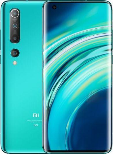 Smartfon Xiaomi Mi 10 5G 256GB Coral Green (27129) 1