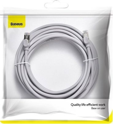 Baseus Baseus kabel Ethernet RJ45 1000Mbps 10 m PCWL-J0G 1
