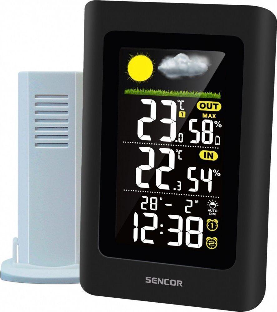 Stacja pogodowa Sencor Stacja pogody SWS 4270 1