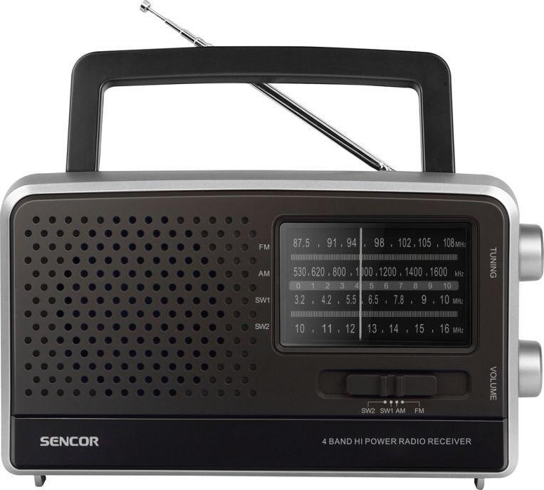 Radio Sencor SRD 2806 1