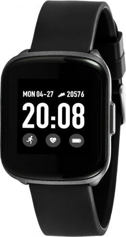 Smartwatch Rubicon KW03 Czarny  (RNCE38BIBX03AX) 1