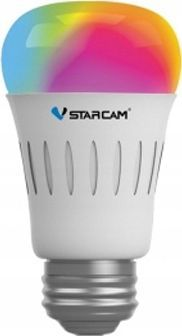 Vstarcam Żarówka / Lampa LED Kolorowa Smart Wi-Fi 6W E27 1