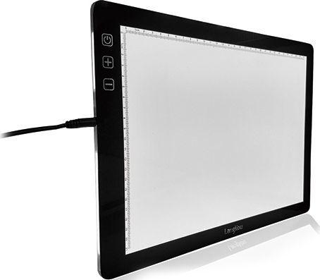 Tablet graficzny Xrec Podświetlana deska kreślarska A3 LED (SB4305) 1