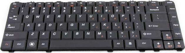 Xrec KLAWIATURA do laptopów firmy IBM LENOVO TYP: 2 1