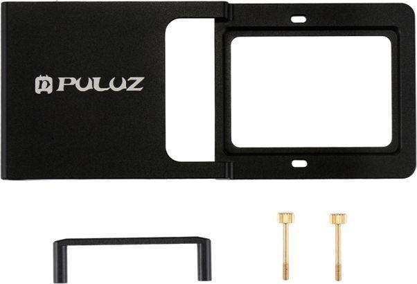Puluz Adapter do Gimbala DJI OSMO / ZHIYUN / FEIYU do kamer GoPro HERO 7 6 5 4 3+ 3 / SJCAM / Xiaomi Yi 2 4K 1