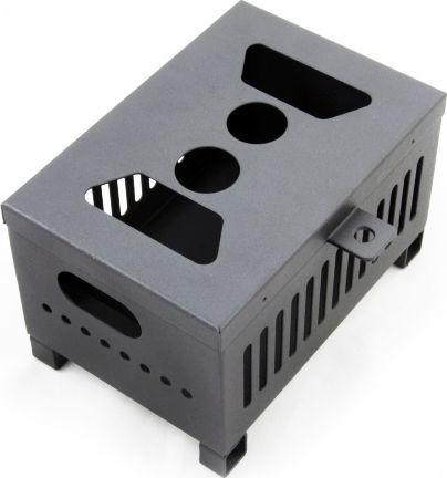 Xrec Obudowa Pudełko Ochronne / Stalowe do Fotopułapki 2.6CM / 2.6C 1