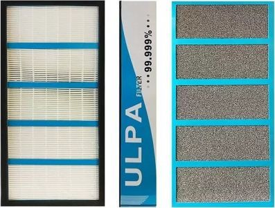 Super Air Filtr bakteriobójczy Ulpa Sa500 1
