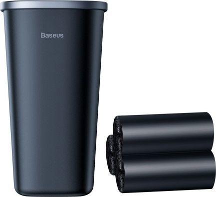 Baseus Samochodowy kosz na śmieci Dust-free 800ml czarny 1