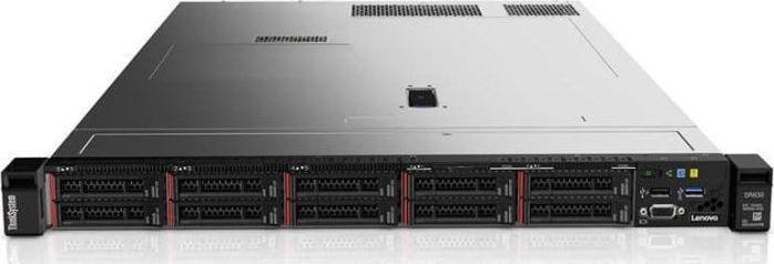 Serwer Lenovo ThinkSystem SR630 (7X02A0F4EA) 1