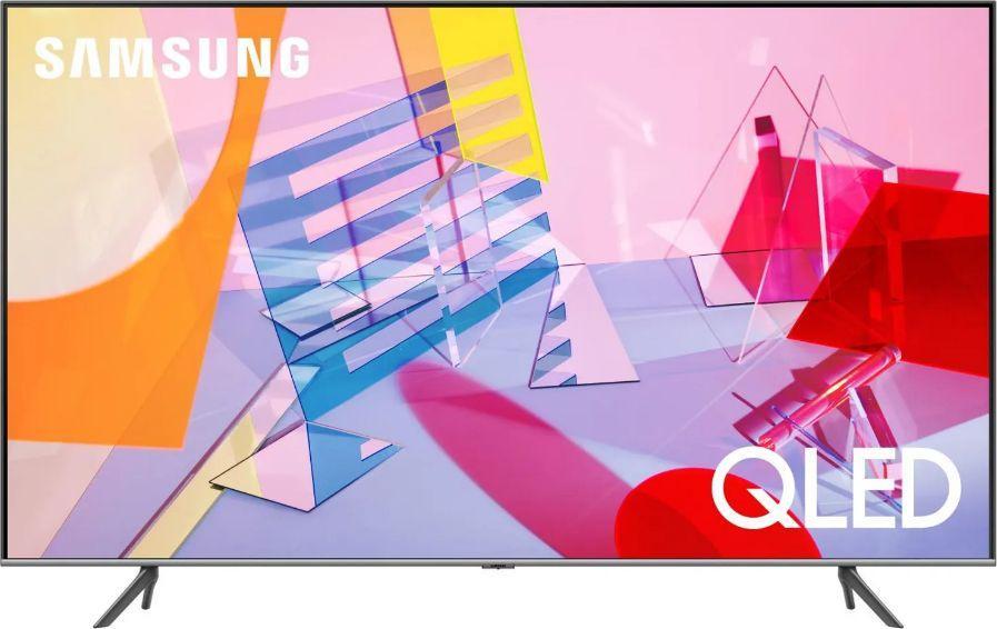 Telewizor Samsung QE50Q64TAU QLED 50'' 4K Ultra HD Tizen  1