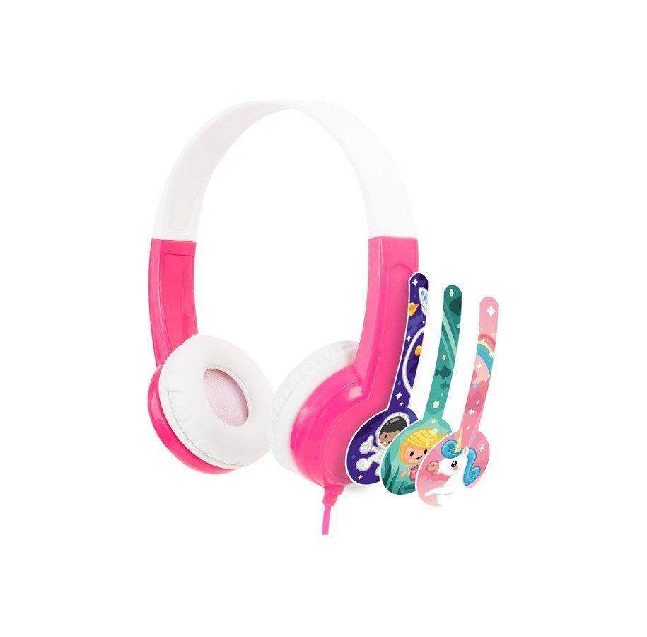 Słuchawki BuddyPhones Discover (BP-DIS-PINK-01-K) 1
