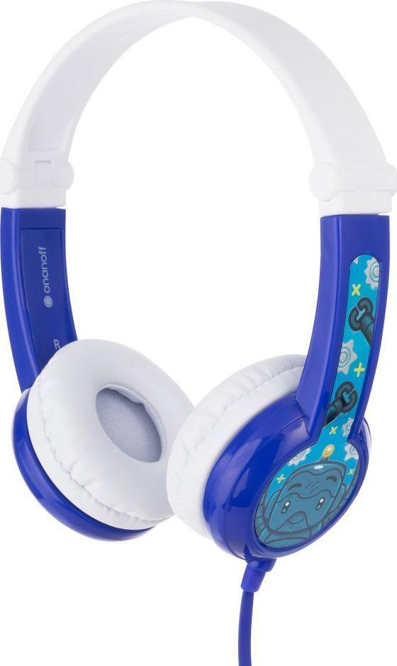 Słuchawki BuddyPhones Connect (BP-CO-BLUE-01-K) 1