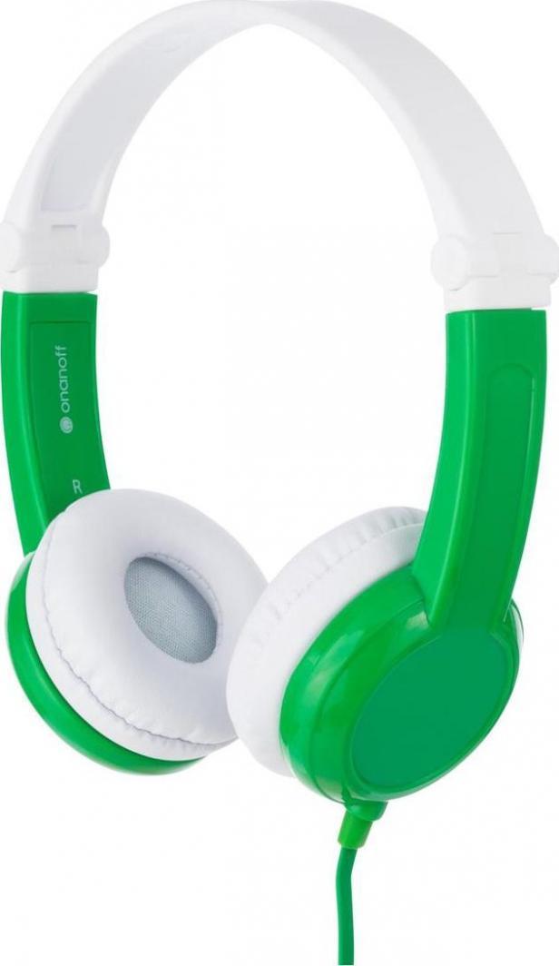 Słuchawki BuddyPhones Connect (BP-CO-GREEN-01-K) 1